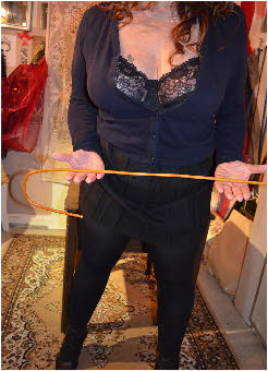 Manchester dominatrix offering spanking and corporal punishment