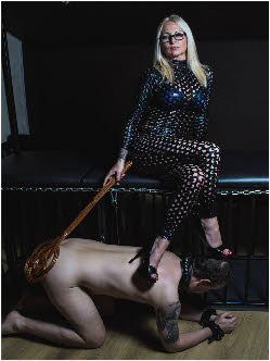 Bristol spanking and corporal punishment service