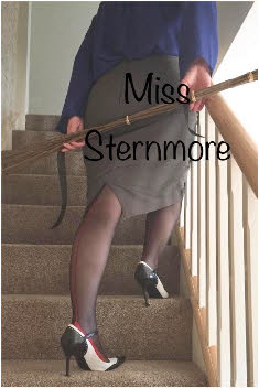 CP expert Miss Sternmore