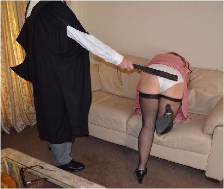 Spanking role-play and fetish services in Manchester