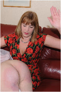 Real-time sessions with female disciplinarian