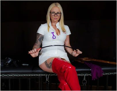 Bristol domme specialising in CP, spanking and discipline